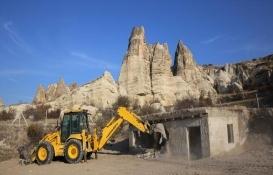 Kapadokya'da neler oluyor? Yıkımlar sürecek mi?