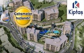 KİPTAŞ We Haliç projesinde zemin güçlendirmeleri yapılıyor!