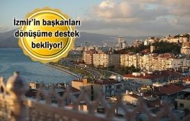 Ege'de kentsel dönüşüm seferberliği!