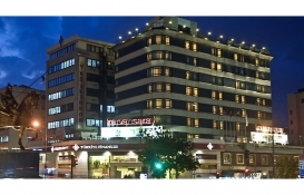 KSF Yıldırım Turizm Otelcilik, Kervansaray Fomara City Otel'i 95 bin TL'ye kiraladı!