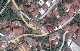 Kuru Çeşme'de 10 milyon TL'ye icradan satılık ahşap ev!