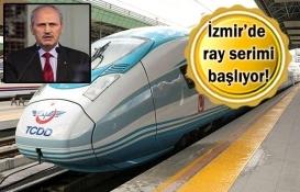 Ankara-İzmir arası 3 saat 30 dakikaya düşecek!