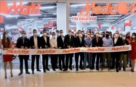 MediaMarkt, Van'daki ilk mağazasını hizmete açtı!