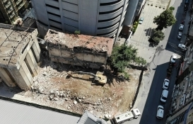Tarihi Bomonti Bira Fabrikası yıkılıyor!