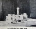 1937 yılında Galata Yolcu Salonu'nun inşasına başlanacak!