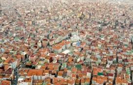 Konut fiyatlarının en fazla düştüğü ülke Türkiye oldu!