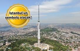 Çamlıca TV Kulesi'nde sona yaklaşılıyor!