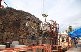 Antalya Şehzade Korkut Camisi için ilk taş koyuldu!