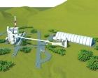 Bursa buhar ve elektrik üretim santrali inşaatı durduruldu!