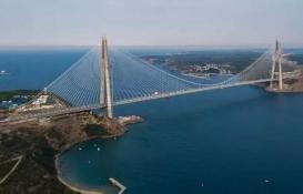 Yavuz Sultan Selim Köprüsü için yaklaşık 1.5 milyar lira ödeme!