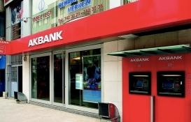 Akbank konut kredi faiz oranını yüzde 1.08'e indirdi!