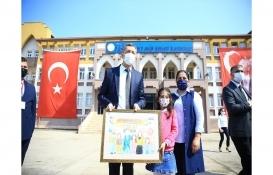 Düzce'de inşaatı tamamlanan eğitim tesisleri açıldı!