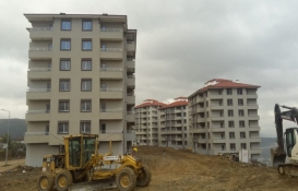 Gemlik'in toplu konut projesinin ilk etabı tamamlandı!