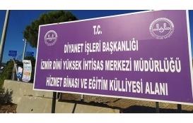 İzmir Menderes'te 50 dönümlük hazine arazisi Diyanet'e devredildi!