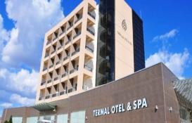 Çanakkale Çan'da 13 milyon TL'ye satılık termal otel!