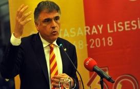 Ali Fatinoğlu: Galatasaray Adası'nı Dursun Özbek yıktırdı!