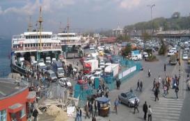 Sirkeci Arabalı Feribot ve Deniz Otobüsü İskelesi imar planı askıda!