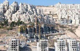İsrail Batı Şeria'da bir evi, 5 mezarı ve bir istinat duvarını yıktı!