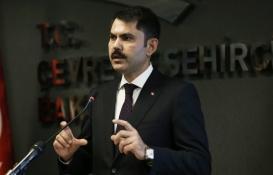 Murat Kurum'dan 'Cumhurbaşkanlığı Külliyesi kaçak' iddialarına yanıt!