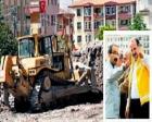 Ankara Mamakta altyapı çalışmaları sürüyor