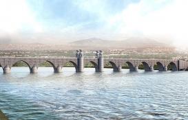 Dicle'nin iki yakası 327 metrelik köprüyle bağlanacak!