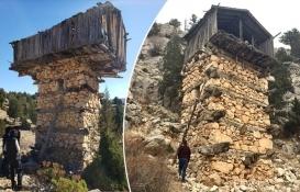 Konya'nın esrarengiz tarihi yapısı! Görenler inanamıyor!