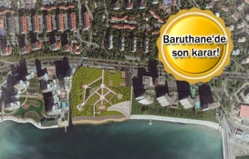TOKİ Ataköy Baruthane arazisi Millet Parkı olacak!