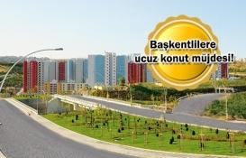 TOKİ'den Ankara Yenimahalle'ye 479 yeni konut!