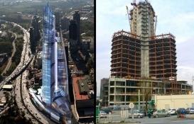 Diamond of İstanbul projesinin yeni imar planına CHP'den tepki!