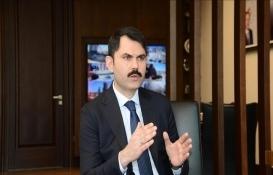 Murat Kurum: Kentsel dönüşüm önceliğimiz!