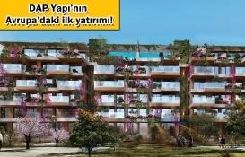 DAP YAPI Garden Hills satışta!