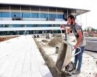 Antalya'da 10 bin kişilik spor salonu inşaatı yüzde 98 tamamlandı!