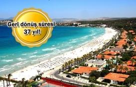 Çeşme'de ortalama yazlık fiyatı 1 milyon 81 bin TL!