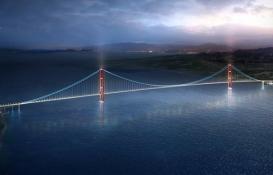Çanakkale köprüsüne 2.3 milyar euro finansman!