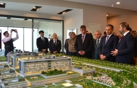 Başakşehir Şehir Hastanesi 2020'de açılacak!
