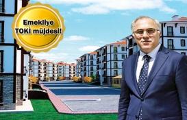 TOKİ ile 15 bin emekli ev sahibi olacak!