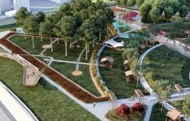 TOKİ'den Erzurum'a yeni millet bahçesi!