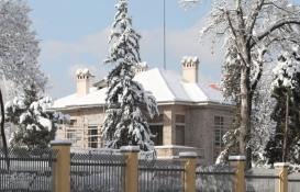 Renda Köşkü'ndeki tadilat devlet sırrı oldu!