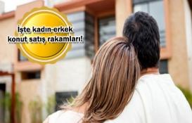 2018'de kadınlar mı erkekler mi daha çok ev aldı?