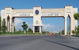 Akdeniz Üniversitesi 29 iş yerini kiraya veriyor!