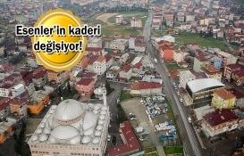 Esenler'de deprem riski kentsel dönüşümle sıfırlanacak!