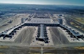 İstanbul Havalimanı'nda 3'üncü pistin inşaatı tam gaz!