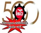 İSO, Türkiye'nin İkinci 500 Büyük Sanayi Kuruluşu'nu açıkladı!