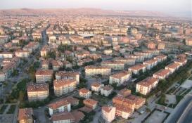 Aksaray'da 3.7 milyon TL'ye icradan satılık arsa!