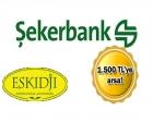 Şekerbank'ın 547 gayrimenkulü 26 Aralık'ta satışta!