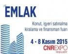 CNR Emlak Fuarı 4 Kasım'da Yeşilköy'de!