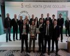 Çimsa'nın 3 tesisine Yeşil Nokta Çevre Ödülü!