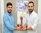 Can Pirinçal ve Miraç Eyüboğlu'na Mobilya Tasarım Yarışması'ndan ödül!
