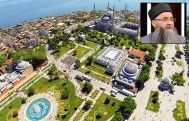 Fatih'te 'konut' olan arazinin imar planı sosyal kültürel tesise çevrildi!
