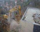 Uludağ'da kaçak yapılar yıkılıyor!